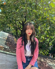 Extended Play, South Korean Girls, Korean Girl Groups, Kpop Outfits, Fashion Outfits, Gfriend Sowon, Uzzlang Girl, G Friend, Selfie