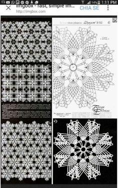Croshe motif