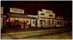 Julian Cafe.  Julian, California