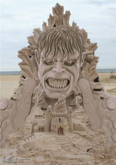 The Incredible Sandcastle