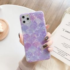 iphone 11 case 2019 marble iphone 11 x pro max case purple iPhone xr case marbled iPhone xs max case Phone Cases Samsung Galaxy, Diy Phone Case, Cute Phone Cases, Iphone Phone Cases, Iphone 11, Aesthetic Phone Case, Apple Laptop, Iphone Accessories, Apple Products