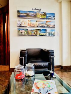 Our cosy office #Monacosothebysrealty. You are welcome to visit us for your property experience