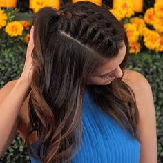 holiday hair styles 100 of the best braided hairstyles you t pinned yet 2336 | e01c86a56ea6109dc6b2336fe4622e93 bar artists