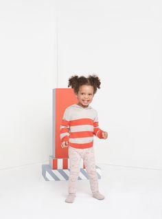 Bumble jumper, Macy leggings, Toasty socks