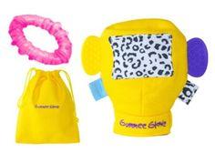 Gummee Glove Teething Mitten Blue Gummee Glove LTD