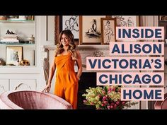 Inside Alison Victoria's Chicago Home Come enjoy a European country house tour of gorgeous white interiors in a Houston home where French antiques, romantic lighting, and a serene palette await! French Country Living Room, French Country Decorating, Chicago Brownstone, Different Types Of Houses, Interior Design Videos, Victoria House, Hgtv Designers, Houston, Victoria Fashion