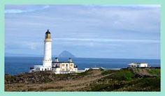Image result for ailsa craig lighthouse, scotland