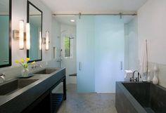 Inspiración #baño #homigón