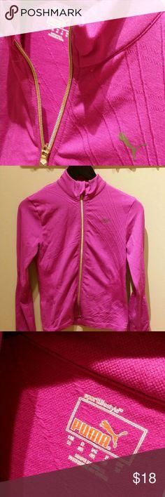Selling this Pink Puma Athletic Jacket on Poshmark! My username is: usxgichxn. #shopmycloset #poshmark #fashion #shopping #style #forsale #Puma #Jackets & Blazers