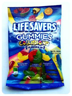 lifesavers gummies | Life Savers Collisions