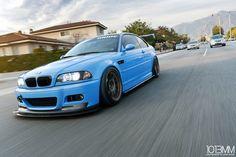 Starring: BMW M3 By John Zhang