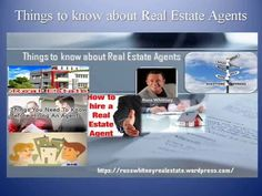 A real estate agent can provide many career opportunities.They make every possible effort of acquiring the right value even in the worst market condition.