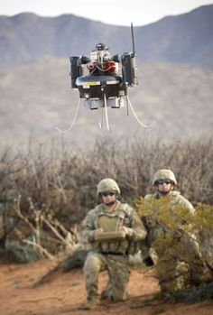 Honeywell Micro Air Vehicles #drones