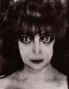 Man Ray - Marquise Cassati, 1922