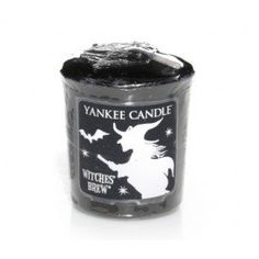 bougie yankee candle halloween sorcière