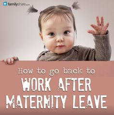 e01cba22dbe11267763ab7a418e52680 work life balance back to work 9 secrets for a successful return to work after maternity leave