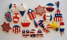 4th of july cookies on pinterest/ - Yahoo Image Search Results
