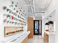 Google's NYC Office by Interior Architects Has Eye-Catching Features at Every Turn