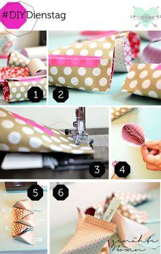 DIY: Geschenkschachtel | www.einHochzeitsblog.com