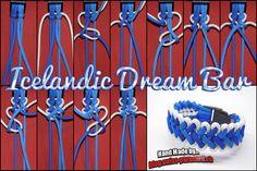 ICELANDIC DREAM BAR -  blog.swiss-paracord.ch