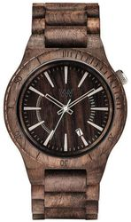 men's rough-finish brown wooden watch - natural wood watch by WeWood - sold at BillyTheTree.com