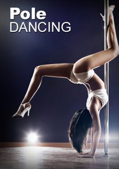 everything pole dancing | This club offers everything you could want in a fitness club. The ...
