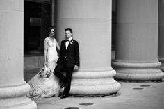 Katrina & Pierre - Chicago Wedding  http://caratsandcake.com/katrinaandpierre