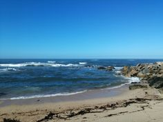 Атлантический океан в 10 утра!
