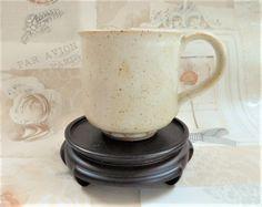 Aylesford Priory Stoneware Coffee Mug Cup The Friars Vintage Studio Pottery