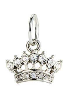 Mini Crown Charm