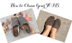 Linen, Lace, & Love: How To Clean Your TOMS #TOMS
