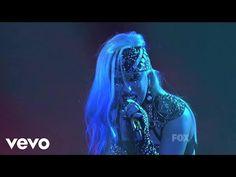 Lady Gaga - Born This Way (GRAMMYs on CBS) - YouTube