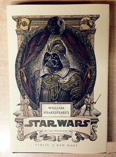 A top academic has rewritten STAR WARS — in the style of SHAKESPEARE!: http://www.thesun.co.uk/sol/homepage/news/5001040/US-boffin-rewrites-Star-Wars-in-style-of-Shakespeare.html