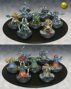 Legionary Chapters, or the Sons of the Primarchs