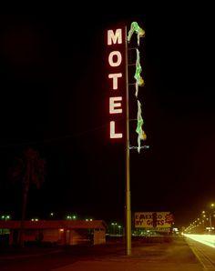 Starlite Motel, Mesa, Arizona, December 28, 1980 — Steve Fitch