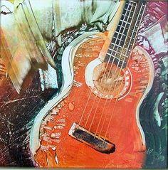 """Képtalálat a következőre: """"gitáros festmények"""""""