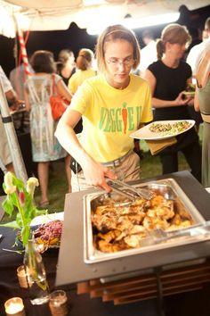 2011 @Veggie U Food & Wine Celebration - Steelite After Party