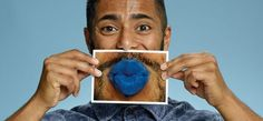 The Blue Lip Selfie campaign encourages the public to adopt blue lips as a visible sign of support for mouth cancer to help boost awareness of the disease. Blue Lips, Signs And Symptoms, Dental Hygiene, Oral Health, Charity, Alcoholic Drinks, Cancer, Conversation, Drinking