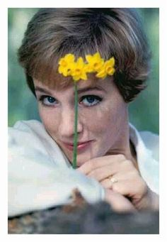 Julie Andrews you are wonderful