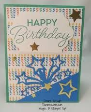 Image result for stampin up birthday blast card ideas