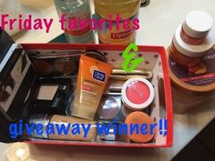 Friday Favorites| Giveaway winner| L'OREAL| Real Techniques| Sigma| && more - YouTube