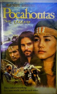 Pocahontas The Legend VHS New! See Now on EBAY   $10.99