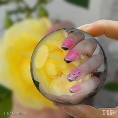 Vernis permanent et nail art au pinceau