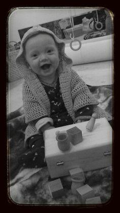 Montessoei infant room...I love my new infant room...velcrow box...LittleOrchardMontessoriSchool.com