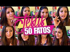 #vídeo: 50 FATOS SOBRE JESUS CRISTO – Kássia Xavier
