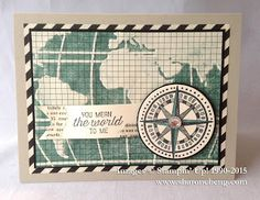 SHARING CREATIVITY and COMPANY: Going Global Occasions Catalog Sneak Peek