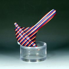 Red-White-Blue USA spin top, by yoyospin.com