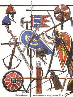 Kingdom of Jerusalem -Arms and Armor