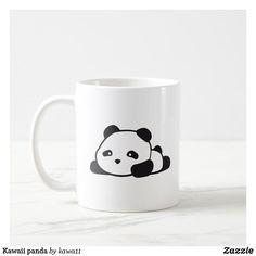 Kawaii panda Coffee Mug Kawaii panda mug. Panda cub for mug printing. Adapt the design and custom your kawaii mug panda online. Funny baby panda laying on his belly. Panda Online, Panda Kawaii, Mug Printing, Cute Comfy Outfits, Ceramic Cups, Mug Designs, Funny Babies, Photo Mugs, Funny Jokes