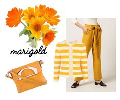 """MARIGOLD"" by ashleyyjames ❤ liked on Polyvore featuring Kamperett, Sonia Rykiel and Christian Louboutin"
